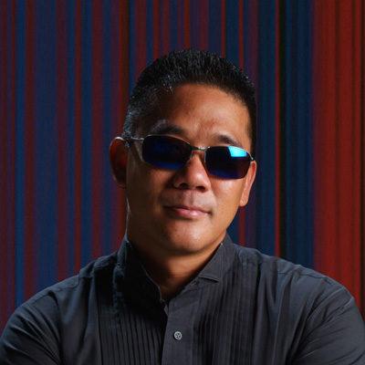 Francis DeGracia, Headshot, Kustom Sounds Kauai DJ