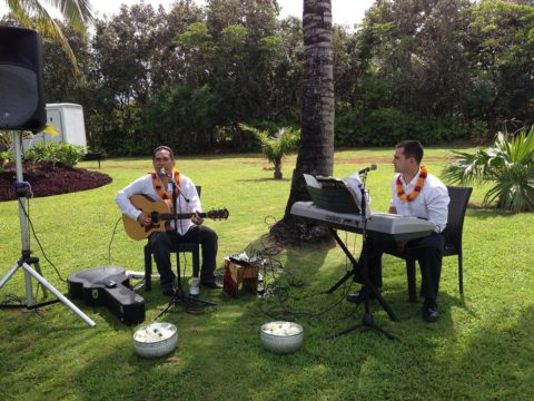 Sound for Ceremony Musician Duo