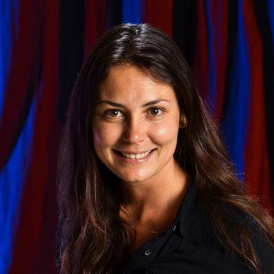 Nicole Otero, Color Photograph, Kustom Sounds Kauai DJ