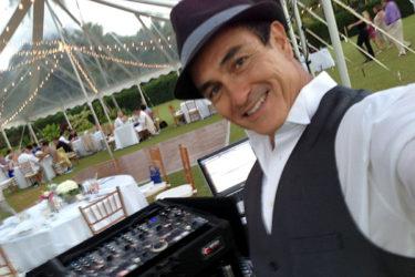Photograph of Michael Dandurand of Kustom Sounds Kauai