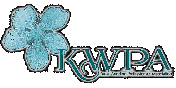 Kauai Wedding Professionals Association Charter Member